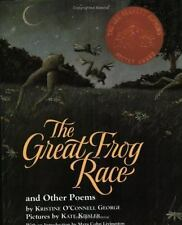 The Great Frog Race: And Other Poems-ExLibrary