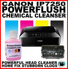 Head Cleaning Kit for Canon PIXMA IP7250: Nozzle Cleanser -Printhead Unblocker