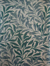 MORRIS & CO Willow Boughs minor cotton curtain upholstery fabric remnant