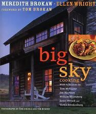 Big Sky Cooking-ExLibrary
