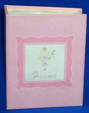 Pink Princess Themed Hardcover Photo Picture Album Up to 3x5 100 Slots C300