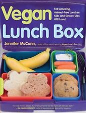 Vegan Lunch Box : 130 Amazing, Animal-Free Lunches Kids and Grown-Ups Will...