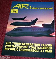 Air International 1978 February,Falcon 50,P-47,Ki-64