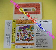MC Natale con I PLUTOS 1974 italy DURIUM CICALA MBL 761 no cd lp dvd vhs