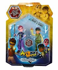 Matt Hatter Chronicles Action Heroes Roxie and Gomez Figures Fully articulated