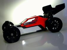 Phat Bodies 'TURBO' body for Losi Mini-8IGHT, Carisma GTB, LC Racing EMB-1