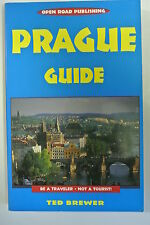 Book. Prague Guide by Ted Brewer (Paperback, 1999)
