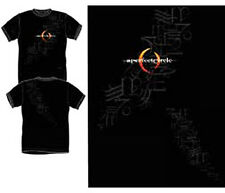 A PERFECT CIRCLE - Shoulder Logo:T-shirt - NEW - XLARGE ONLY