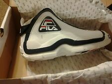 New FILA 96 GRANT HILL II 2 RETRO Mens Basketball SNEAKERS Sz 9.5 Air og tupac