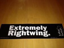 """Larue Tactical """"Extremely Rightwing"""" Bumper Sticker"""