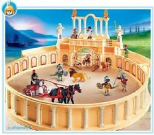 Playmobil 4270 Roman Arena mint in Box for collectors Geobra toy