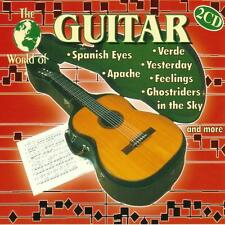 CD Die Welt Der Chitarra The World Of Chitarra di Various Artists 2CDs