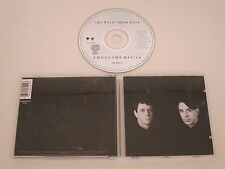 LOU REED/JOHN CALE/SONGS FOR DRELLA(SIRE/WARNER BROS. 7599-26140-2) CD ALBUM