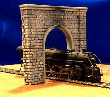 HO Scale Cut Stone Tunnel Portal