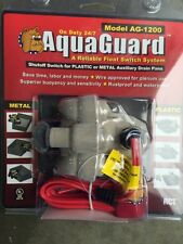 NEW IN PACKAGE AQUAGUARD AG-1200+ MAGNETIC FLOAT SWITCH CB