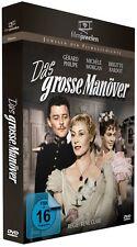 Das große Manöver - mit Gerard Philipe & Brigitte Bardot - Filmjuwelen DVD
