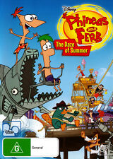 Phineas and Ferb: Volume 2 - The Daze of Summer * NEW DVD *