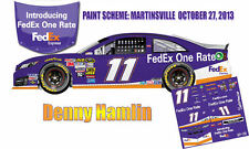 CD_1752 #11 Denny Hamlin FedEx One Rate Toyota Camry  1:64 Scale Decals   ~SALE~