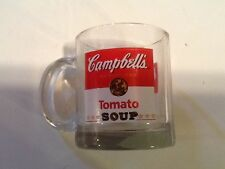 Cambell's Soup Cup Coffee Mug Homestyle Red and White