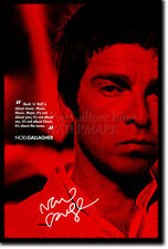 NOEL GALLAGHER PHOTO PRINT POSTER GIFT