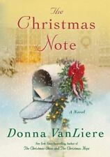 The Christmas Note - Good - VanLiere, Donna - Hardcover