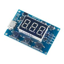 New Pulse Frequency Duty Cycle Adjustable Module Wave Signal PWM Generator DE