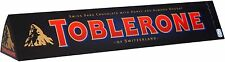 2 X 400g BARS OF IMPORTED SWISS  DARK CHOCOLATE TOBLERONE GREAT FOR ANY OCCASION
