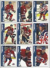 2004-05 Rochester Americans (AHL) Milan Bartovic (Bili Tygri Liberec)