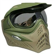 V-Force Grill Thermal Paintball Mask - Olive on Tan - NEW