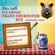 Die grosse Franz Eberhofer Box von Rita Falk - 12CDs