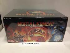 MORTAL KOMBAT COLLECTOR'S EDITION ULTIMATE - PS3 - NUOVO - NEW SEALED - PAL
