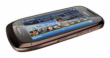BRAND NEW NOKIA C7-00 - 8MP CAMERA - WIFI - 3G - MAHOGANY BROWN - UNBRANDED