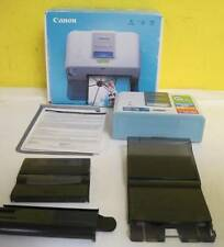 Canon Selphy CP510 Compact Photo Thermal Printer w/ Original Box CP-510 Used