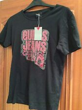 Guess Damas Top-Nuevo con labrl-XL