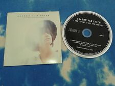 SHARON VAN ETTEN – I DON'T WANT TO LET YOU DOWN CD, EP PROMO w/ CARD SLEEVE