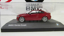 BMW 2 SERIES COUPE (F22)  -  Melbourne Red - 1/43