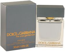 The One Gentleman Cologne By Dolce & Gabbana Men Perfume 1.0 oz 30 ml EDT Spray