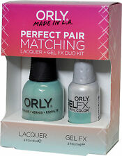 Orly Perfect Matching Lacquer + Gel FX Duo Kit - Gumdrop (F31106)