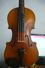 Old violin 4/4 made 50 years ago label inside very nice tone