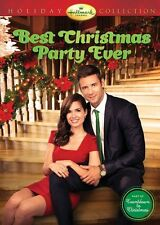 Best Christmas Party Ever (2015, REGION 1 DVD New)