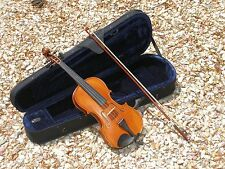 European Hand Crafted, Gliga Vasile Gems II 4/4 Violin, Case & Bow