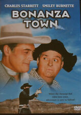 Bonanza Town NEW DVD FREE Shipping Buy 3 DVDs- Get $5 OFF