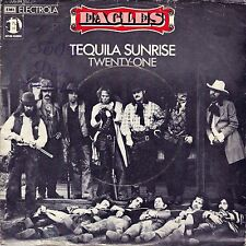 "7"" Eagles – Tequila Sunrise // Rare Germany 1973"