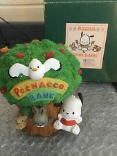 Sanrio Vintage Pochacco Coin bank RARE Hello Kitty & Friends