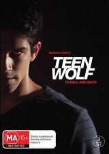 TEEN WOLF : SEASON 5 PART 2 -  Official DVD - UK Region 2 Compatible - sealed