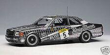 1:18 AUTOART Millennium Mercedes Benz 500SEC AMG Spa #5 zum SONDERPREIS!