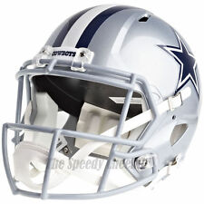 DALLAS COWBOYS RIDDELL SPEED NFL FULL SIZE REPLICA FOOTBALL HELMET