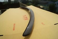 Carbon Rear Trunk Spoiler for Mazda Mazda3 Axela OE Type 2014+