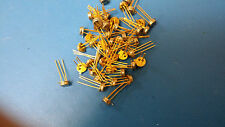 (1 PC) 2N2605 SOLID STATE Trans GP BJT PNP 60V 0.03A 3-Pin TO-46