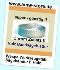 Sägeband 2180x13x0,65mm Bandsägeblatt Holz Atika Bernado Einhell Güde - Kopie